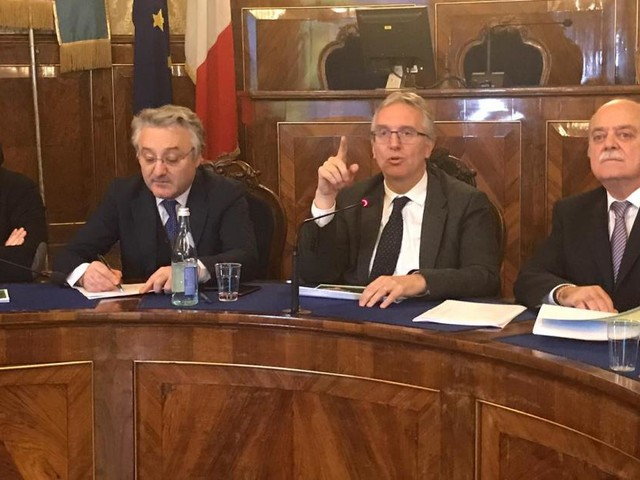 """Ceriscioli: """"855 milioni di investimenti nella Provincia di Macerata in 4 anni"""""""