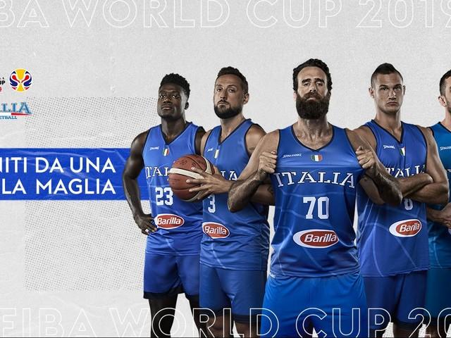 FIBA Basketball World Cup 2019, tutti con gli azzurri in diretta su Sky Sport