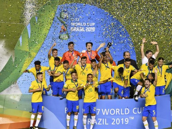 Palmeiras, UFFICIALE: blindato il crack del Mondiale U17