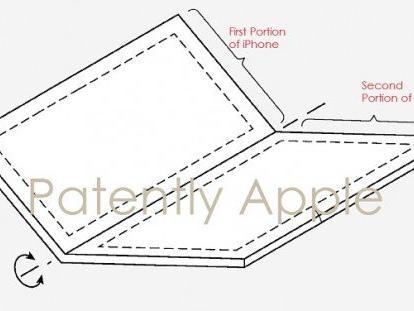 Apple progetta lo smartphone pieghevole con display a microLED