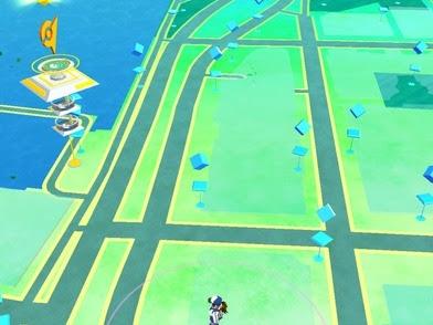 -GAME-Pokémon GO si aggiona alla vers 1.45.0