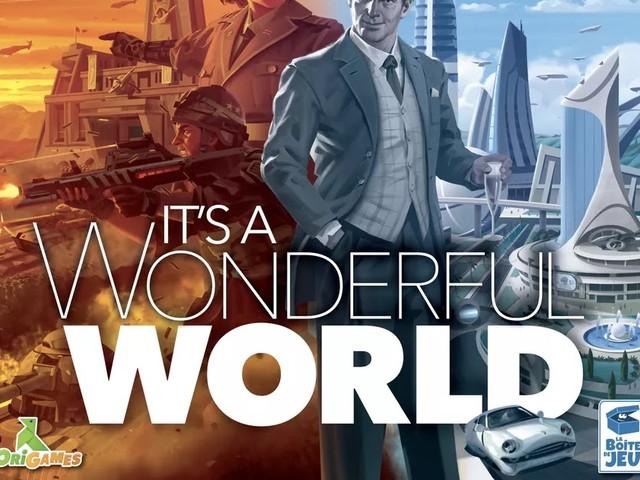 [Compagni di gioco] It's a Wonderful World