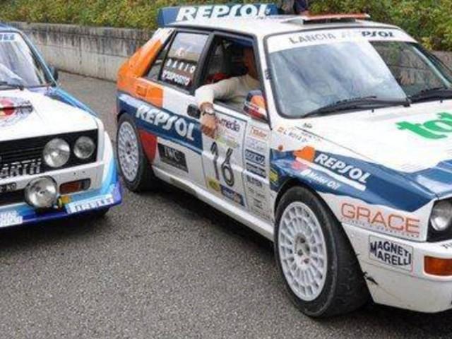 Rally - Le 131 Abarth e Delta che vinsero tutto
