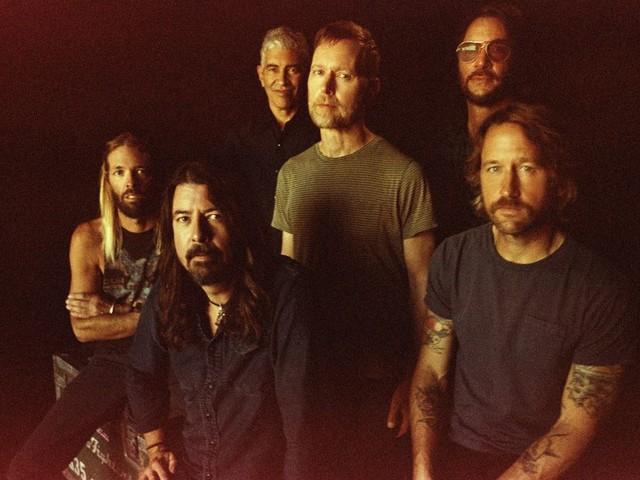 """Foo Fighters: """"Volevamo fare un disco molto divertente"""""""