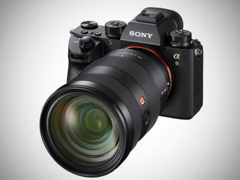 Sony a9, un mostro di full frame mirrorless pensato per i professionisti