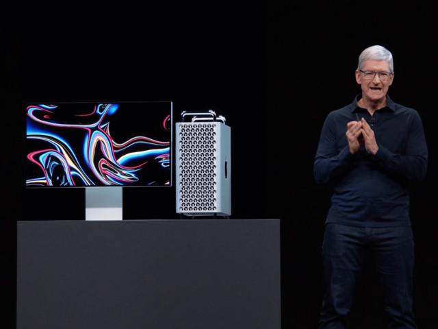 Apple presenta il nuovo Mac Pro, potente, espandibile e con monitor 6K HDR