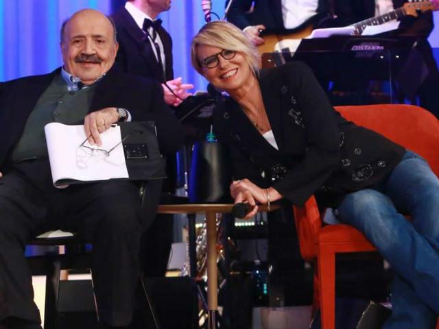 """Maria De Filippi su Maurizio Costanzo: """"Non abbiamomai avuto un litigio serio"""""""