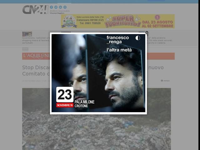 Stop Discariche a Cassano Ionio: si costituisce un nuovo Comitato cittadino