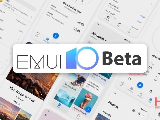 Nel vivo la beta EMUI 10 per 5 smartphone Huawei e Honor, test aperto a tutti