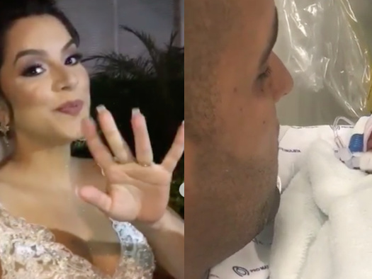 Incinta al sesto mese muore mentre va a sposarsi. I medici salvano la bimba