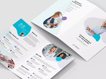 25+ Best Business Brochure Template Designs (Professional Pamphlets 2021)