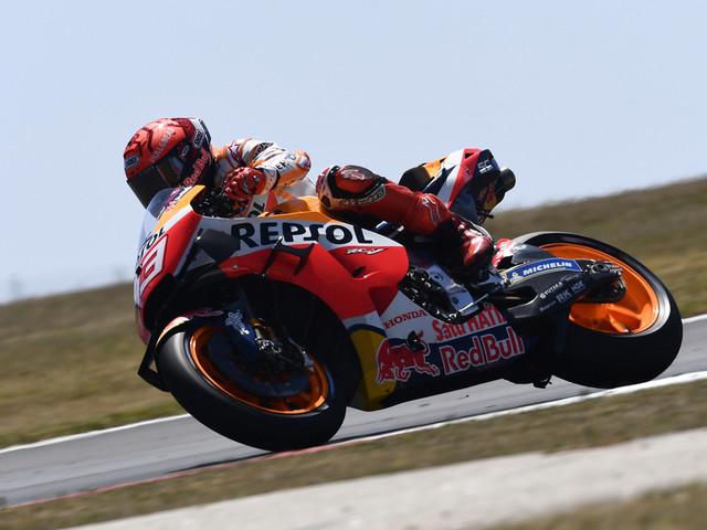 MotoGP, Portimao ci ha mostrato il Marquez uomo e non il Marquez pilota. Il pieno recupero è appena iniziato