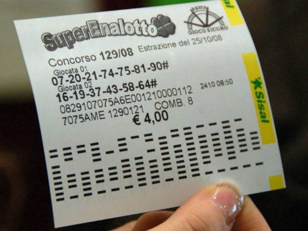 Superenalotto, il misterioso vincitore chiede la riscossione dei 209 milioni di euro