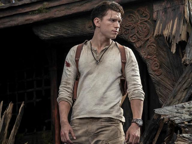 Uncharted: prima immagine ufficiale con Tom Holland nei panni di Nathan Drake