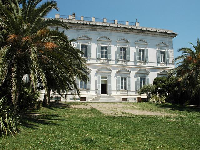 Chiuso il Museo di Villa Croce a Genova. Mancano i visitatori e le mostre