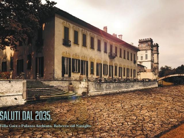 Siccità e crisi idrica, l'estate del 2035 raccontata da un podcast