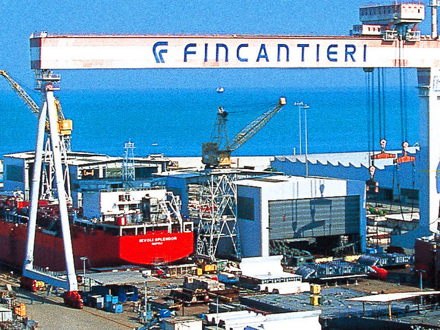 Fincantieri, scontro tra Italia e Francia sul controllo di Stx