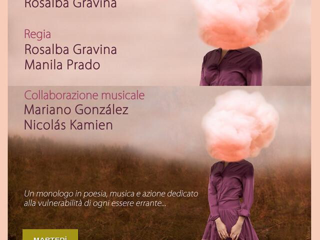 """@TeatroArciliuto – Lunedì 4 giugno 2019 nel Salotto Musicale arriva """"MUDANZAS"""": azione scenica e drammaturgia di Rosalba Gravina"""