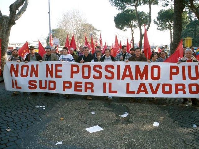 Patto per il Sud, Gesmundo (Cgil Puglia): Mezzogiorno opportunità per il paese