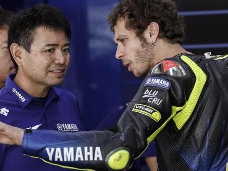 Moto Gp, Valentino Rossi: «2019 stagione difficile, ma la Yamaha è in crescita»