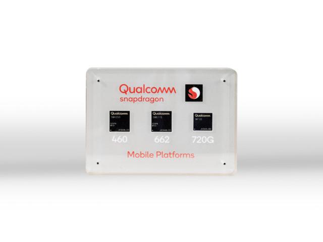 Da Qualcomm arrivano i nuovi Snapdragon 460, 662 e 720G