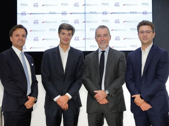 Gruppo FCA - La partnership con Generali punta sull'auto connessa