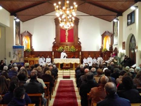 Santuario di Birgi, cambia il rettore: inaugurata una nuova ala