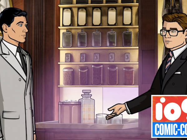 Watching Archer OutmaneuverKingsmen's Eggsy Is Supremely Satisfying