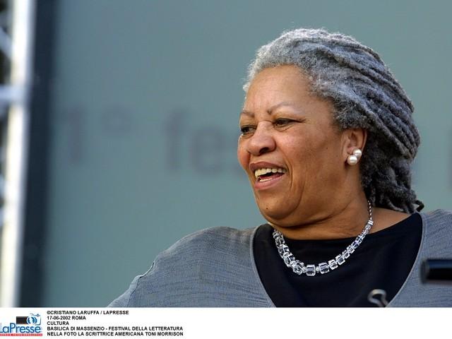 Morta la scrittrice Toni Morrison, premio Nobel per la letteratura