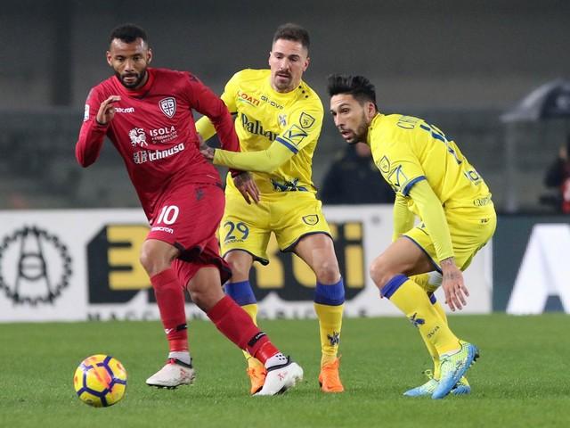 Pagelle Chievo-Cagliari 2-1: Giaccherini sposta gli equilibri