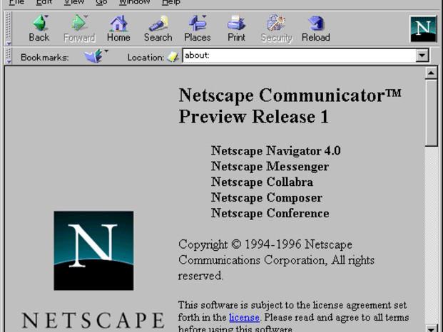 La Brexit riesuma Netscape
