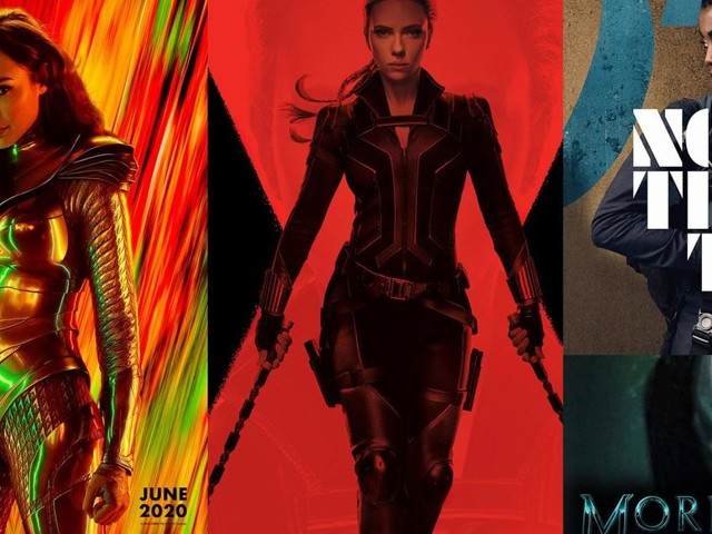 Covid, cinema in crisi: rinviati al 2021 No Time to Die e Black Widow, chiusura Cineworld