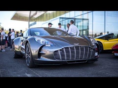 Aston Martin One-77: 10 anni di vita per la supercar inglese