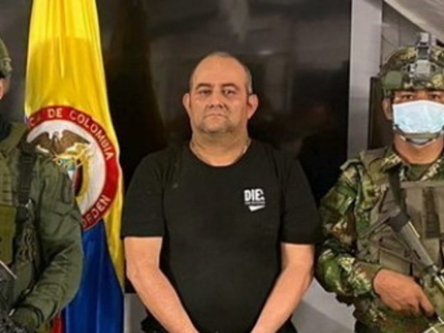 Il super narcotrafficante catturato in Colombia saràestradato negli Usa