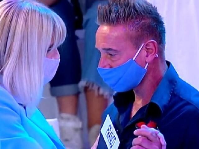 """Uomini e Donne, un forlivese in tv alla corte di Gemma: """"Ho perso 26 chili per te"""""""