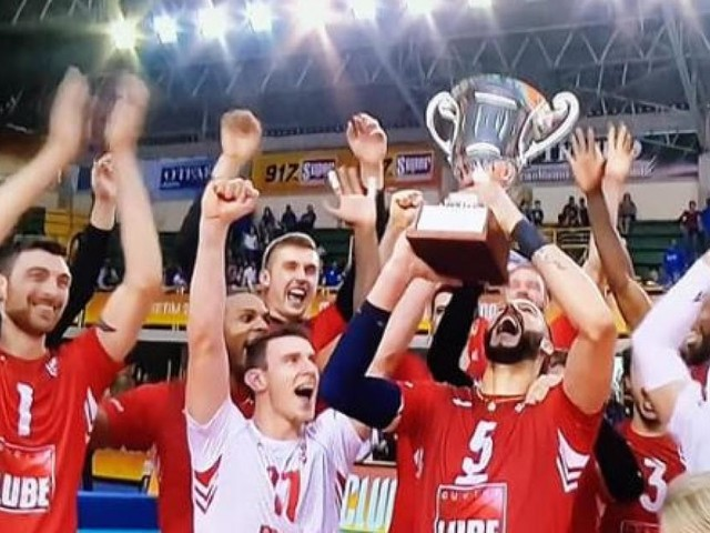 Civitanova, Lube Campione del Mondo: domani grande festa all'Eurosuole Forum