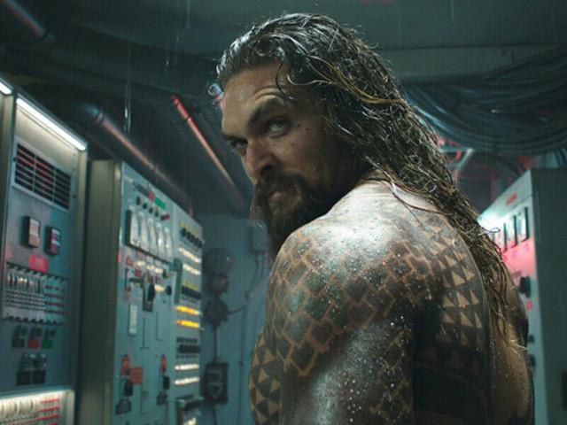 Aquaman/ Streaming Canale 5: il budget milionario del film con Jason Momoa