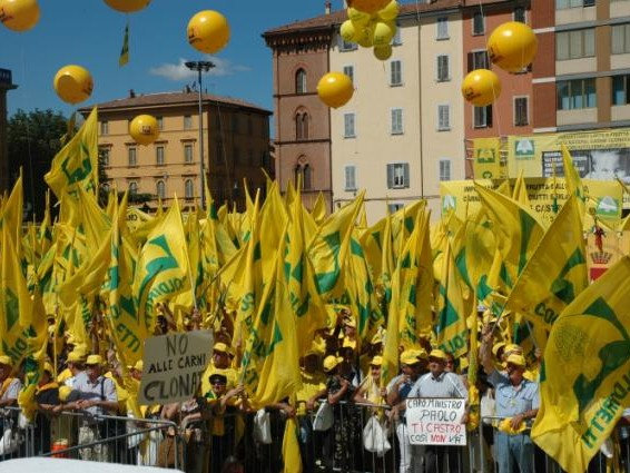 """L'allarme di Coldiretti: """"Agricoltura in sofferenza con il caldo africano"""""""