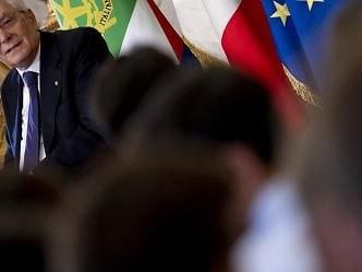 """Mattarella: """"Il potere inebria, servono i contrappesi della Costituzione"""""""