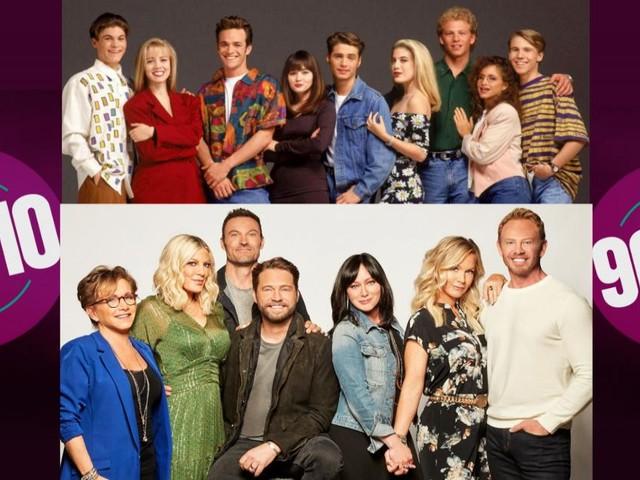 Beverly Hills 90210 è tornato in onda su FOX USA il 7 agosto con 6 nuovi episodi