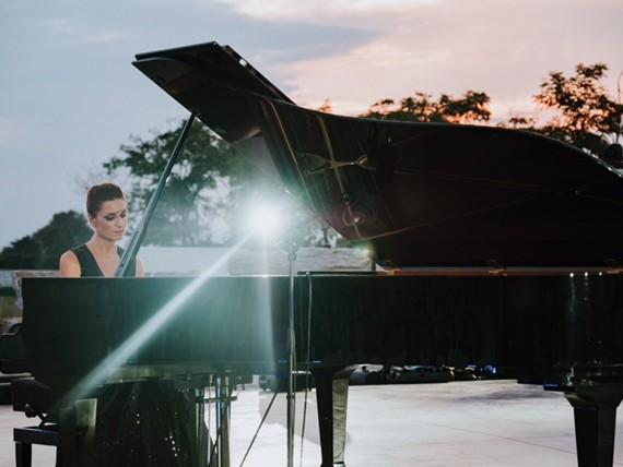 Roberta Di Mario: dal 13 ottobre l'album 'Illegacy', prossimi live