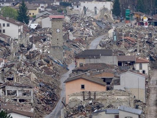 Nei comuni terremotati del Centro Italia la ricostruzione non arriva al 5%