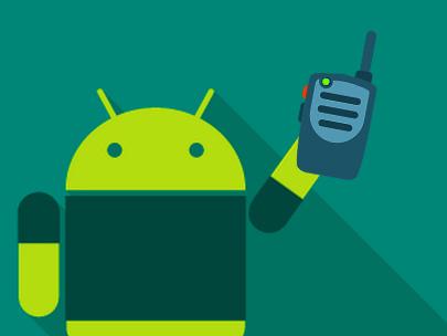 Ecco le app per trasformare Android in un Walkie Talkie!