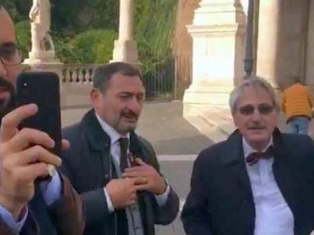 Denunciò Toscani per blasfemia sperando di tappargli la bocca, ora manifesta in piazza contro chi ha condannato Asis Bibi per blasfemia