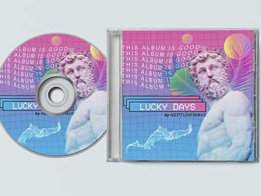 How to Make a Vaporwave Album Cover in Photoshop