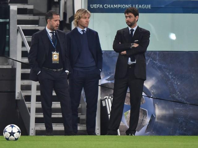 Nervi tesi alla Juventus: lite furibonda tra Paratici e Nedved?