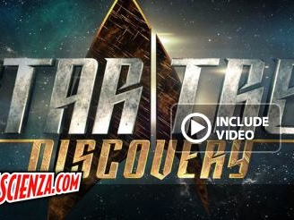 Star Trek: Star Trek Discovery: il nuovo teaser svela il dietro le quinte