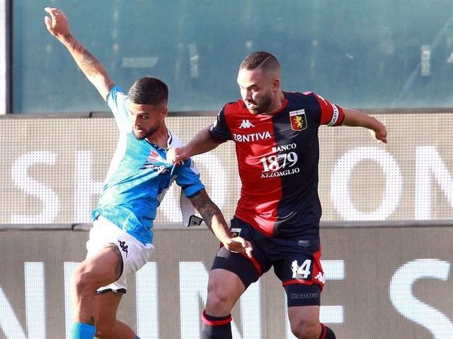 DIRETTA/ Napoli Genoa (risultato 0-0) streaming video e tv: in campo!