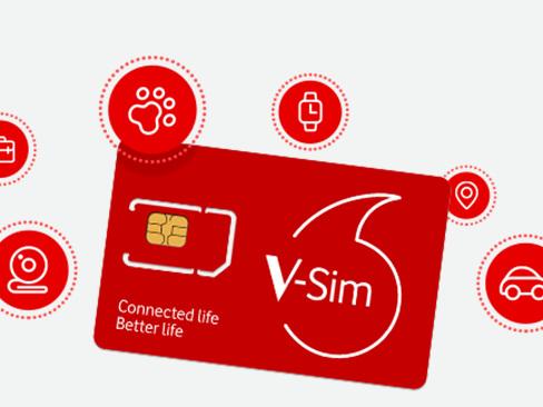 Vodafone entra nel mercato dell'IoT (Internet of Things) con V by Vodafone