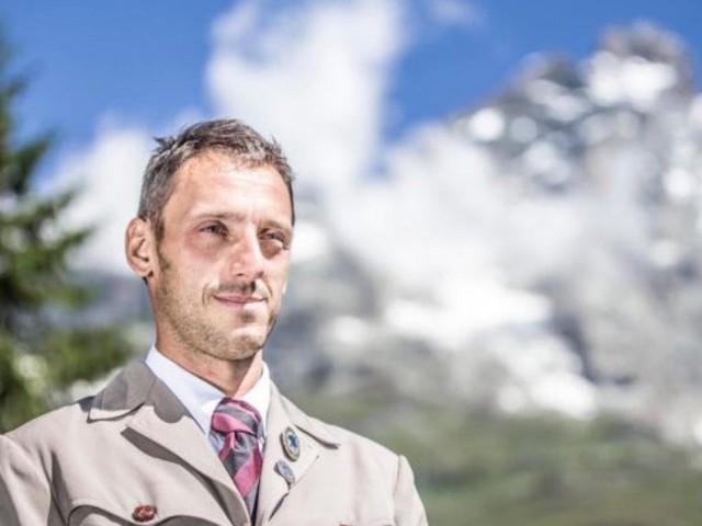 """Aosta, la solidarietà delle guide alpine per il collega scomparso: """"Raccolta fondi per far studiare i suoi bimbi"""""""